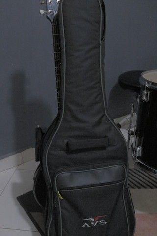Guitarra yamaha rs320bl - Foto 2