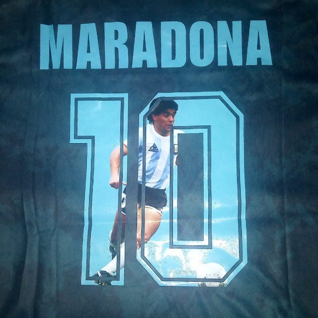 Camisa Argentina - Edição Comemorativa - Maradona - Foto 2