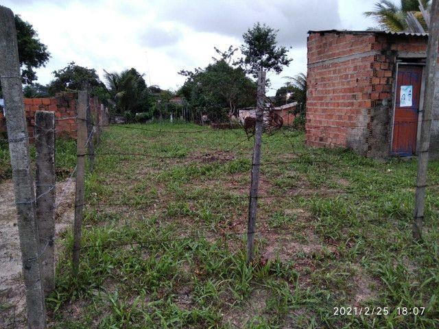 Vendo terreno,localizado no bairro Eugênio pereira.