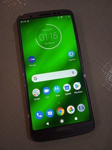 Motorola Moto G6 plus, 64gb, 4 ram, estado de novo. - Foto 4