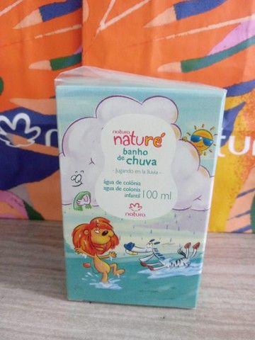 Colônia Infantil Natura Naturé Banho de Chuva 100ml
