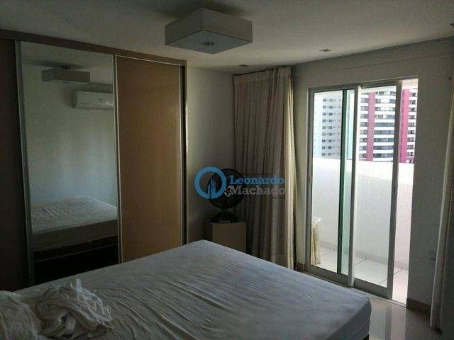 Apartamento com 2 dormitórios à venda, 86 m² por R$ 600.000 - Mucuripe - Fortaleza/CE - Foto 9