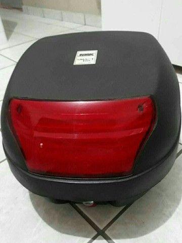 Baú Smart box 33 lts semi- novo, para moto