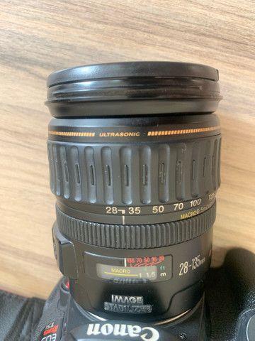 Lente Canon 28-135mm F3.5-5.6  - Foto 3