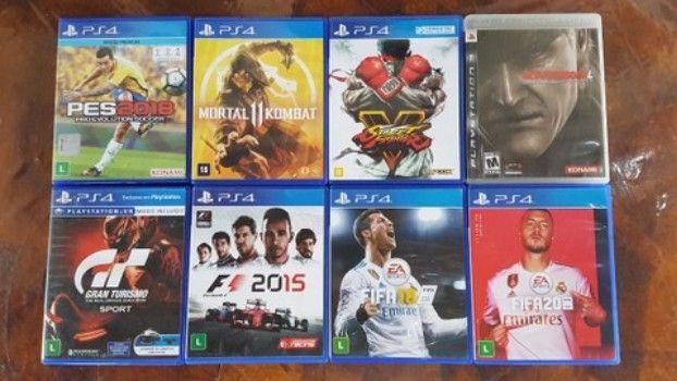 Jogos Playstation 3 e 4 - Foto 2
