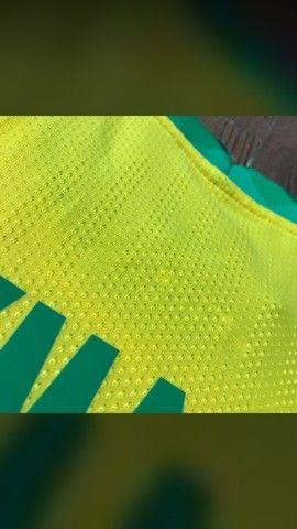 Nova camisa do Brasil  - Foto 5