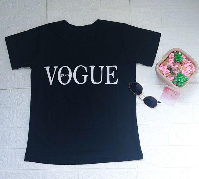 T-shirt estampado - Foto 4