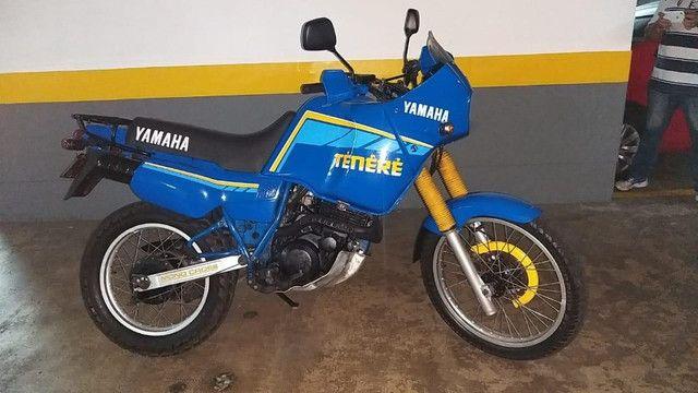 Xt 600 tenere 1990 - Foto 8