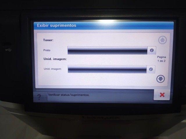 Impressora Laser Lexmark MX711de  - Super conservada.  - Foto 3