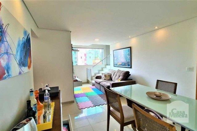 Apartamento à venda com 3 dormitórios em Castelo, Belo horizonte cod:324725 - Foto 3