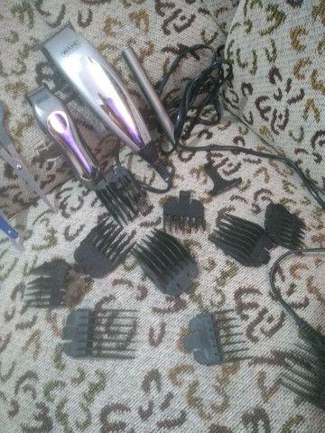 Kit de barbeiro. - Foto 5