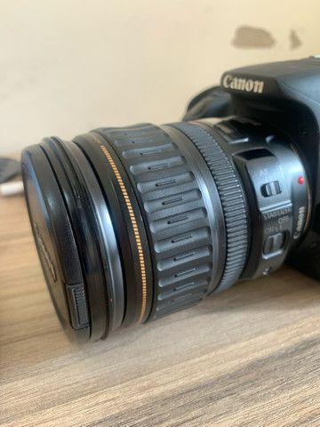 Lente Canon 28-135mm F3.5-5.6  - Foto 2