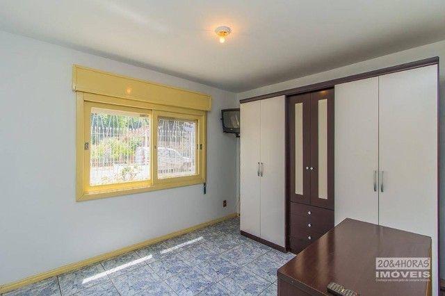 Apartamento MOBILIADO com 2 dormitórios à venda, 58 m² por R$ 212.999 - Nossa Senhora das  - Foto 7