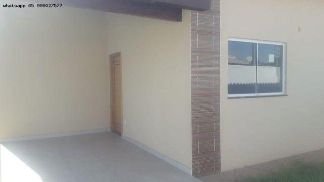 Casa para Venda em Várzea Grande, Ikaray, 2 dormitórios, 1 banheiro, 1 vaga - Foto 2