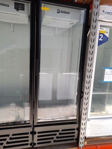 Expositor de bebidas visa cooler 454 litros 1 ano de garantia- feqlrio