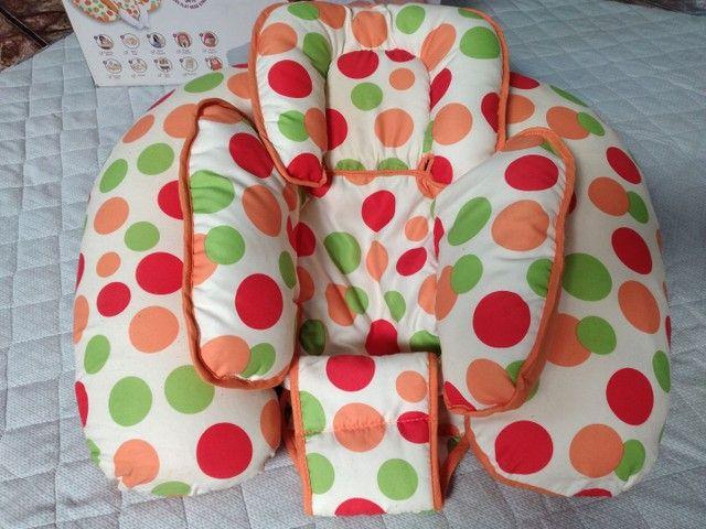 Almofada Para Amamentação 10 em 1  - Foto 3