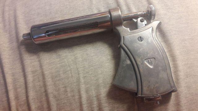 """Pistola de vacina """"inox"""" - Foto 2"""