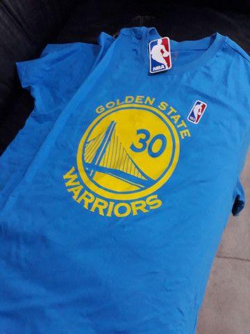 camiseta original NBA Nova  - Foto 5