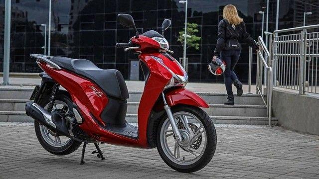 Moto Honda SH 150i 20/21 Zero KM!! - Foto 2