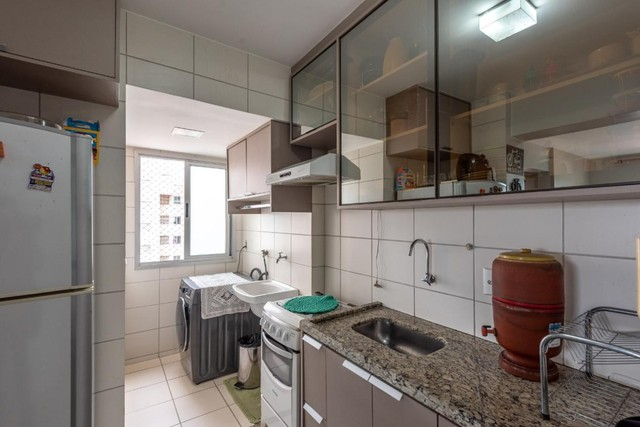 Apartamento com 2 quartos à venda, 56 m² por R$ 230.000 - Setor Negrão de Lima - Goiânia/G - Foto 2