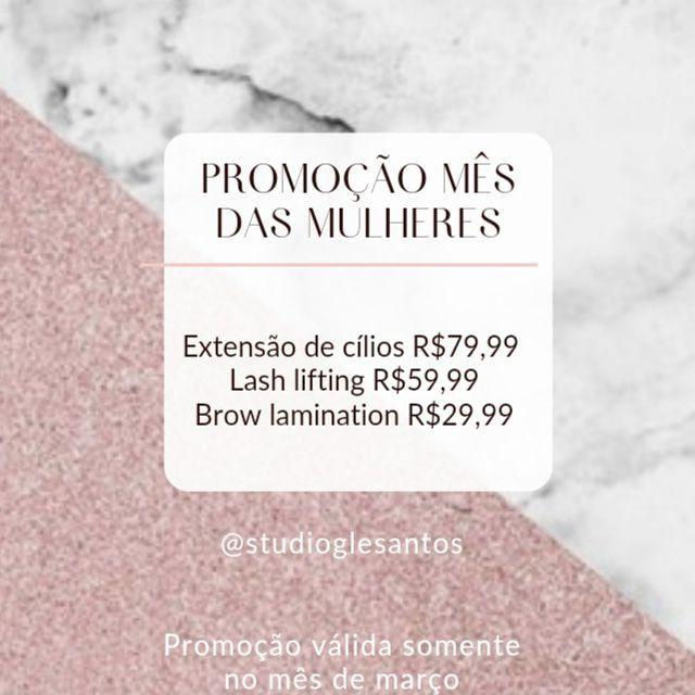 Promoção!!!