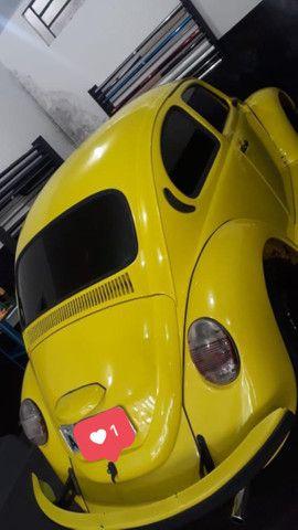 Fusca 1.300 Amarelo   - Foto 9