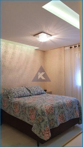 Apartamento Mobiliado, lindo, 2 dormitórios, sacada com churrasqueira, Sapucaia - Foto 6