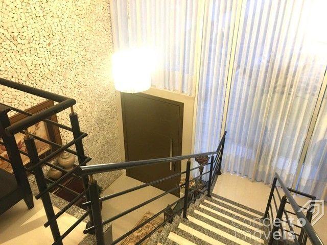 Casa de condomínio à venda com 4 dormitórios em Oficinas, Ponta grossa cod:393415.001 - Foto 7