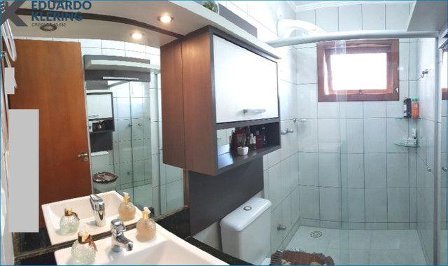 Casa em Condomínio, 3 dormitórios, suíte, 2 banheiros e lavabo, 127,40m², Sapucaia - Foto 11