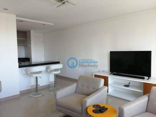 Apartamento com 2 dormitórios à venda, 86 m² por R$ 600.000 - Mucuripe - Fortaleza/CE - Foto 4