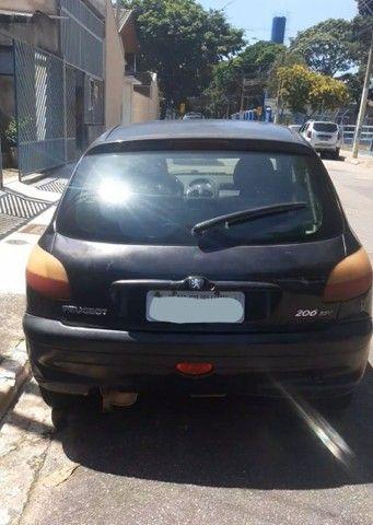 Peugeot 206 4 Portas 2001 com Documento - Foto 3