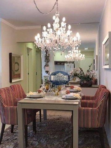 Apartamento com 2 dormitórios , 1 suite à venda, 84 m², lazer completo - Parque das Painei - Foto 7