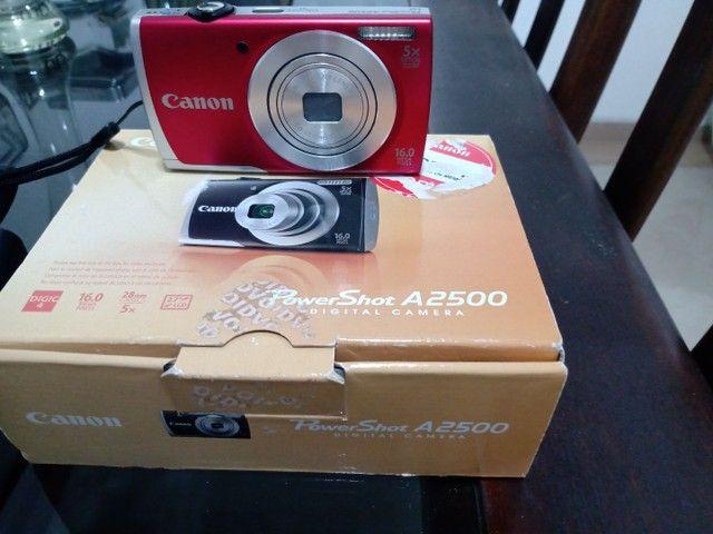 Máquina Fotográfica. Canon A 2500 16 MP. Nova.