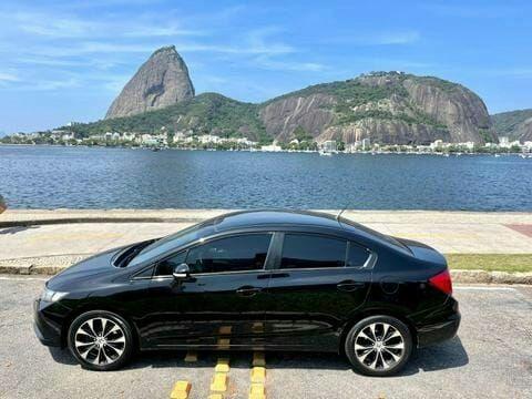 Honda Civic sedan LXR  - Foto 5