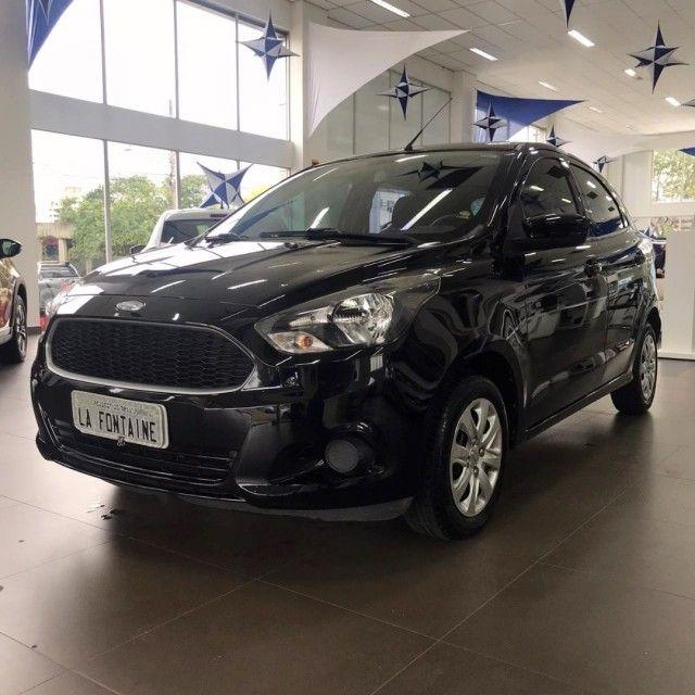 Ford Ka SE 1.0 FLEX 4P - Foto 2