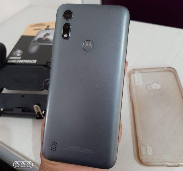 Moto E6s  aparelho está Novíssimo , na garantia da Motorola - Foto 5