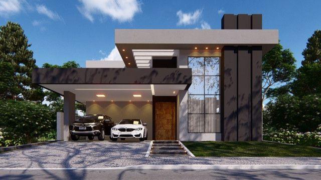 Casa 3 Suítes, 210 m² c/ lazer à venda no Condomínio Mirante do Lago - Foto 2