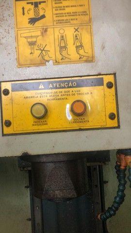 Centro de usinagem Romi 4022 - Foto 2