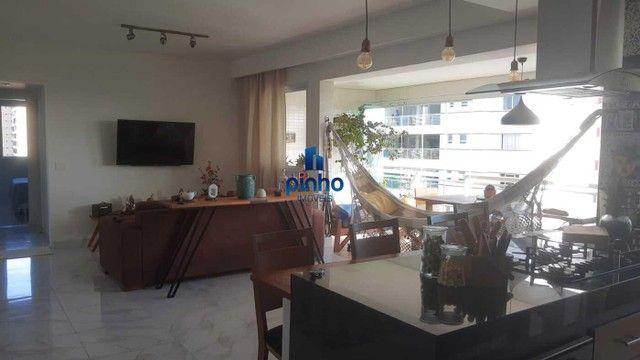 Apartamento para Venda em Salvador, Patamares, 3 dormitórios, 3 suítes, 5 banheiros, 3 vag - Foto 5
