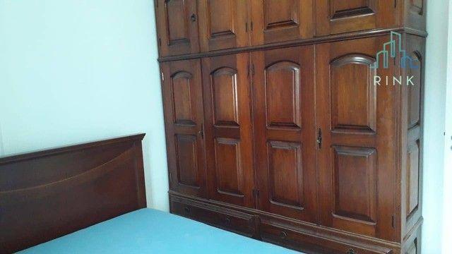 Apartamento com 2 dormitórios para alugar, 85 m² - Ingá - Niterói/RJ - Foto 8