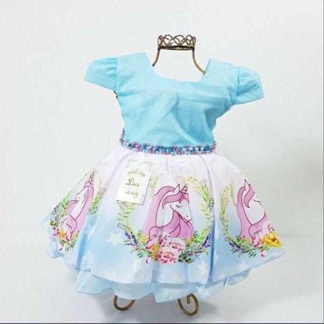 Vestido Infantil - Últimas Unidades  - Foto 5