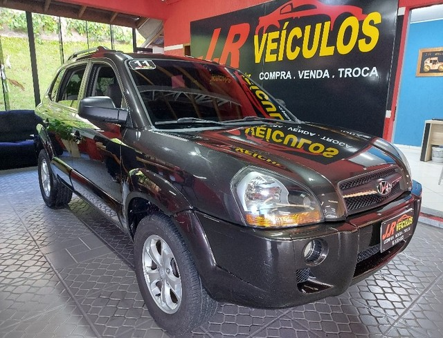 Tucson GL 2011 Mec! Bancos em Couro! R$ 34.900,00