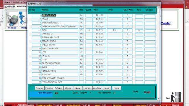 pacote planilhas profissionais 140 planilhas profissionais + 50 sistemas access para MEI - Foto 2