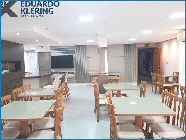 Duplex Horizontal mobiliado, 4 dormitórios, 2 suítes, 3 vagas, 230,40m², 14º andar - Foto 20