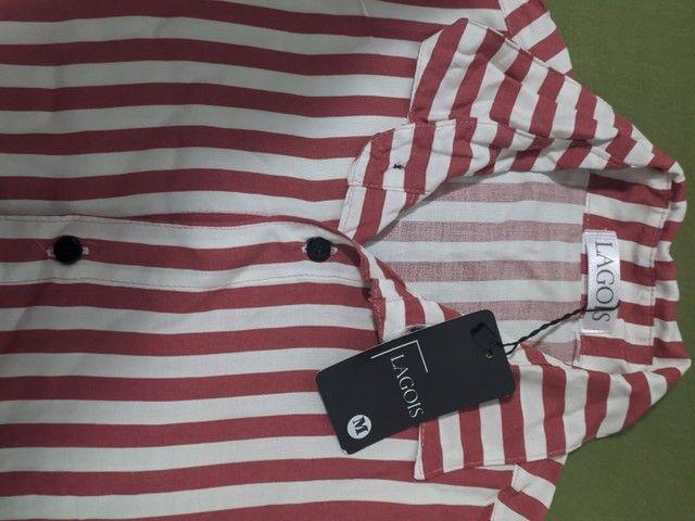 Camisa lagois - Foto 2