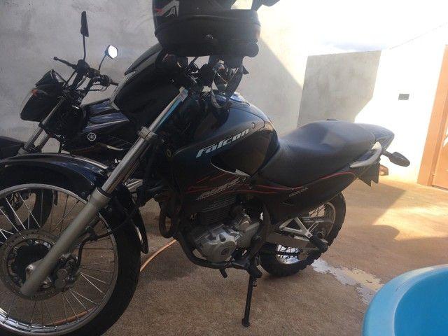 Vendo Falcon 2007, troco por carro ou moto com volta