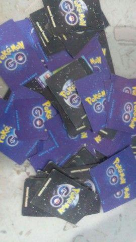 Cartinhas pokemon para colecionar ou para seu filho brincar - Foto 2