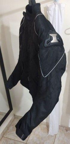 Jaqueta de Motoqueiro Tutto - Foto 4