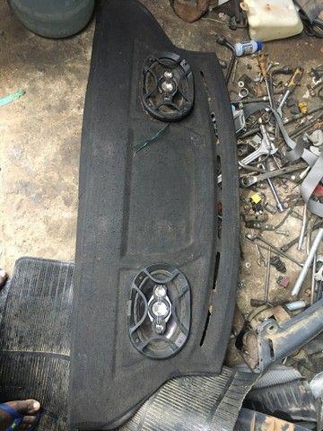 Tampão do corsao com duas boca de som  - Foto 2