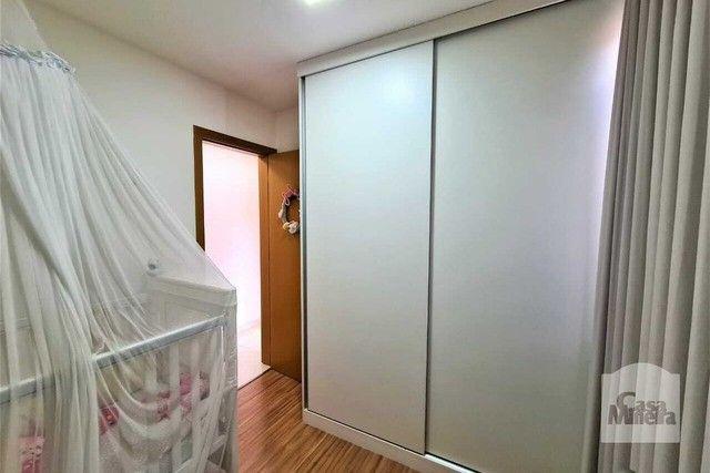 Apartamento à venda com 3 dormitórios em Castelo, Belo horizonte cod:324725 - Foto 8